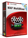 Pavtube MXF MultiMixer