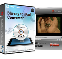 Blu-ray to iPad/Apple Converter for Mac