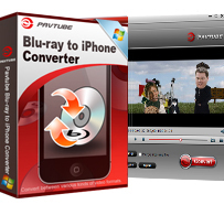 Blu-ray to iPhone Converter
