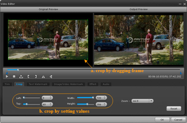 Best free online video editing software, video marking