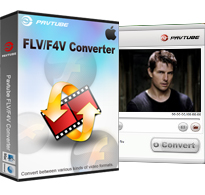 FLV/F4V Converter for Mac