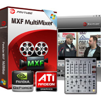 MXF MultiMixer