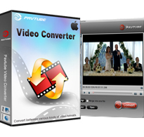 Pavtube Video Converter for Mac - Mac Video Converter